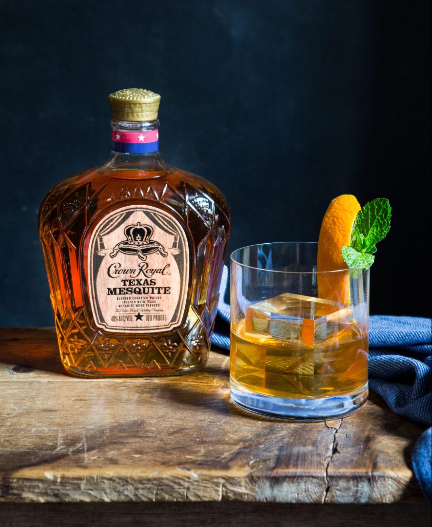 Mesquite Old Fashioned