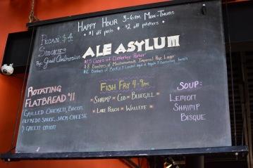 Ale Asylum - 1