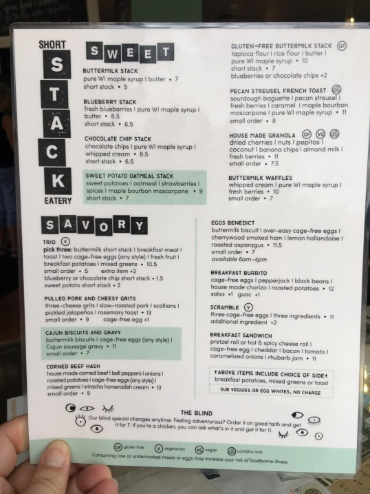 Short Stack Eatery - 1