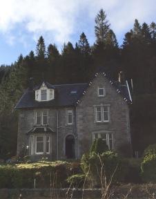 Craiglinnhe House
