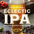 Brewers Publications – Brewing Eclectic IPA by Dick Cantwell – High Resolution Cover Art