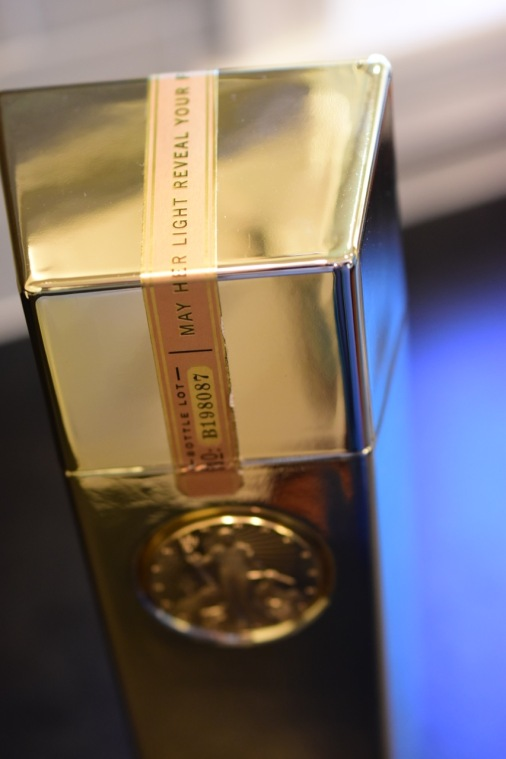 The Original Gold Bar Premium Blend, a Shiny Pretty