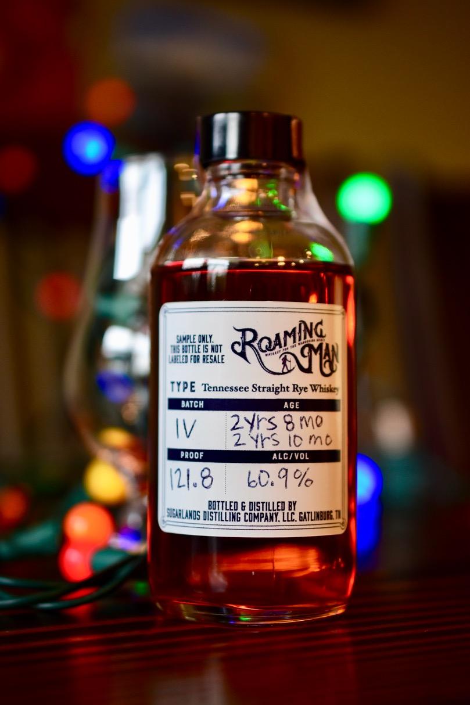 Roaming Man Rye Whiskey - 1