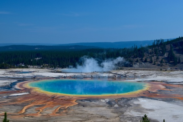 Yellowstone National Park - 13