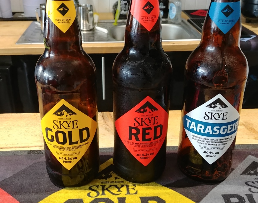 b6f4265ba4 Here is what the Isle of Skye Brewing has to say about the Skye Tarasgier…
