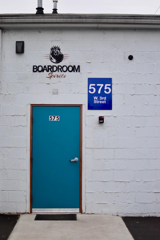 Boardroom Spirits - 1