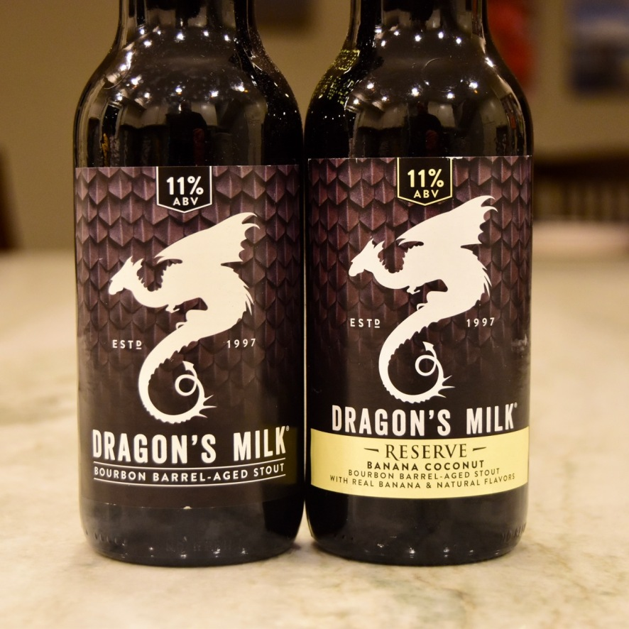 New Holland Dragon's Milk Duo