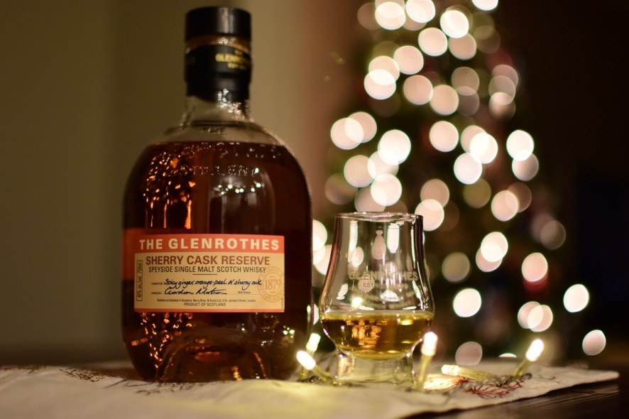 The Glenrothes Sherry Cask Reserve - 1