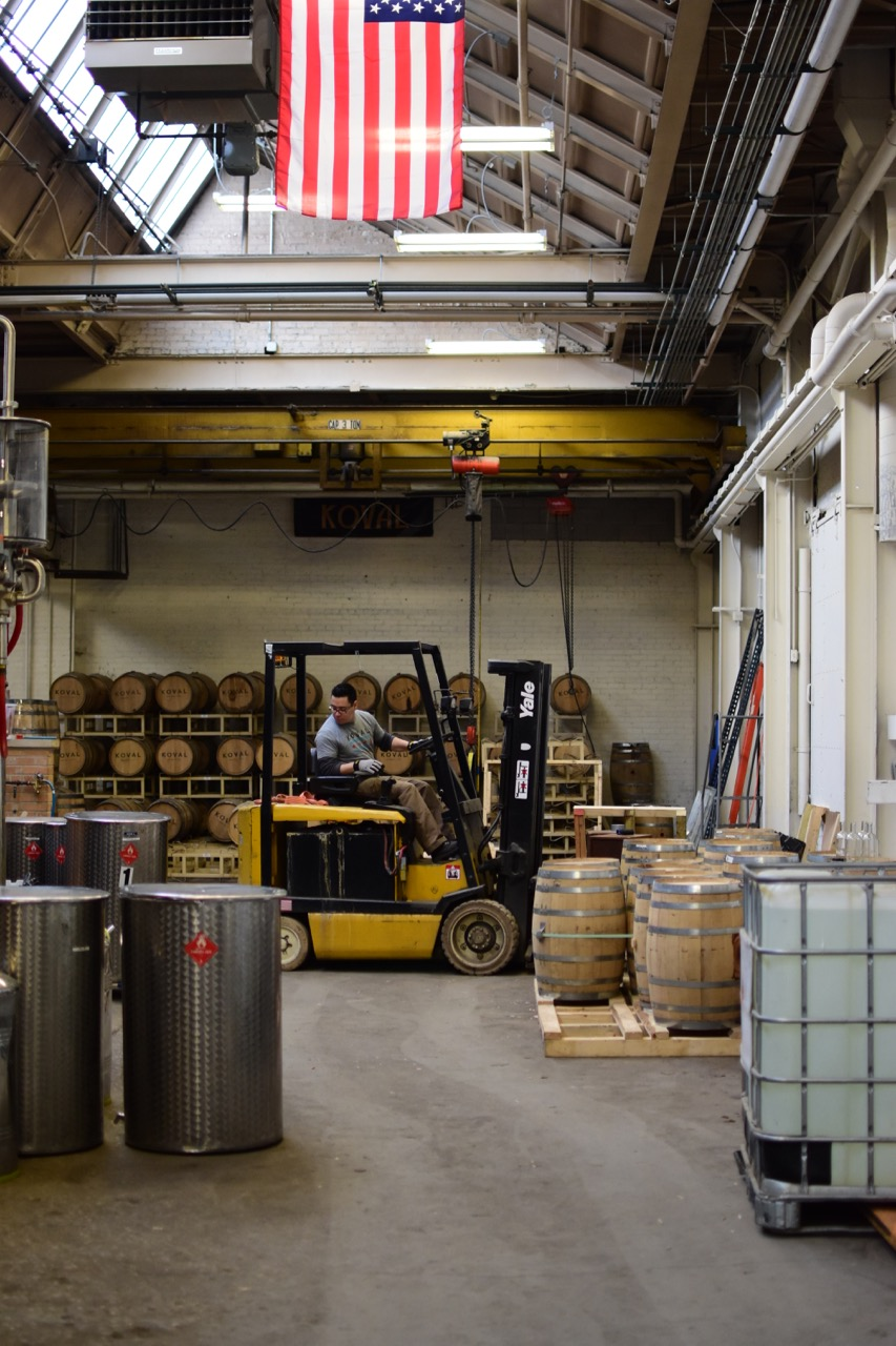 Koval Distillery Tour - 10