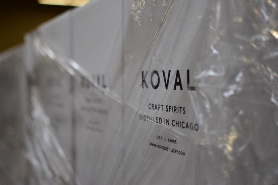 Koval Distillery Tour - 11