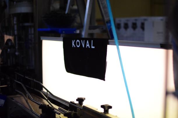 Koval Distillery Tour - 21