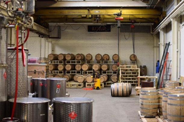 Koval Distillery Tour - 7