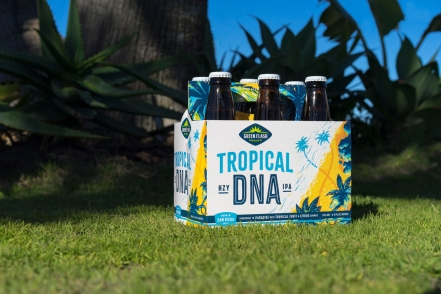 Green Flash Tropical DNA IPA