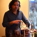 Bourbon Tasting at Bank and Bourbon with Daniel Kulisek – 1