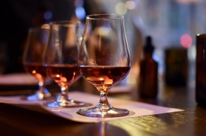 Bourbon Tasting at Bank and Bourbon with Daniel Kulisek - 2