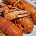 Lobster Serving